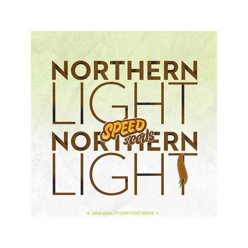 NORTHERN LIGHT X NORTHERN LIGHT Feminized (Speed Seeds)